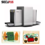 scanner doppio dei bagagli del raggio di vista X per l'aeroporto, abitudini