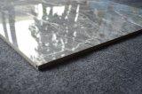 Mattonelle grige grige piene di sole lustrate della porcellana del marmo 16X16 Biltmore del mattone
