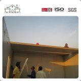 O projeto creativo do fabricante de China fácil e instala rapidamente a casa Home Prefab de aço clara