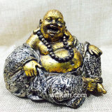 Estátua interna de Shakyamuni Buddha da resina da decoração da HOME nova do projeto