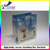 Bolsa de regalo de papel plegado con coloridos Imprimir