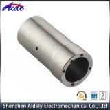 Части металла алюминиевые подвергая части механической обработке CNC подвергая механической обработке