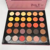 Nuevo Pinky Rose Cosmetic Eyeshadow 30 Rose rústico Paleta de colores