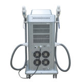 Máquina del equipo del retiro del pelo de la E-Luz de la alta calidad IPL Shr para la venta caliente