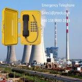 Telefon Watherproof IP67 der Vandalen-beständiges Datenbahn-PAS Emergency Telefon