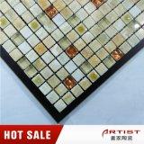 De clase superior el el vidrio chino de la mezcla del mosaico del jade y de cerámica