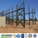 Shengの州のプレハブの鉄骨構造の倉庫