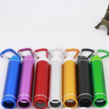 [Kingmaster] (2.73$-2.90$) Carry Mobile Power 은행에 Cylindrical Shape Mountaineering Buckle 2600mAh Easy
