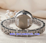 Montres en acier inoxydable personnalisé Watch Mesdames Watch (WY-G17001B)
