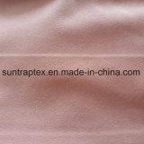 Pelle della pesca del tessuto dello Spandex del poliestere 4% di 96% micro per i pantaloni