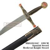 Rei Arthur espadas espadas decoração medieval espadas 105cm HK81013au