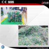 Botella plástica del animal doméstico que recicla la máquina