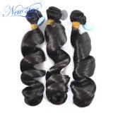 Ослабление Curl бразильского волосы вьются связки Реми прав волосы вьются