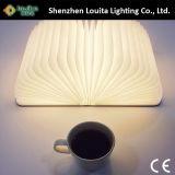 クリスマスの装飾のためのFoldable LEDの本ランプ