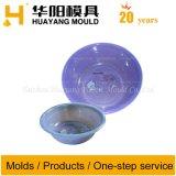 Lavatório de plástico do molde de injeção (HY067)