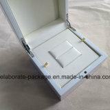 Durchdachte Paket-populäre weiße Ring-Luxuxschmucksache-gesetzter Paket-Kasten