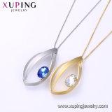 Цепочка-00645 моды очарование специального кубических обедненной смеси украшения ожерелье в родий цвет