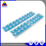 Película de protecção de tamanho personalizado Impressão em papel autocolante etiqueta adesiva