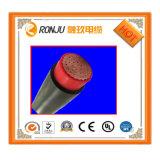 最もよい価格の固体中国からの銅によって残される機密保護の盾の火災報知器ケーブル