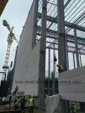Bastidor de la estructura de acero prefabricados para la construcción de Casa villa con panel de ALC