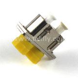 FC-LC Sm/mm Simplex-/hybrider Faser-Optikduplexadapter
