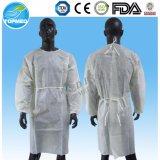 好みは良質の医学の使い捨て可能な実験室のコートを比較する