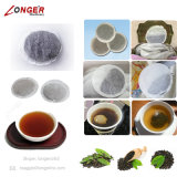 Nouveau type de forme ronde sachet de thé Machine d'emballage