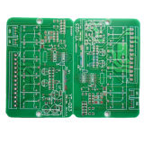 Prototipo de la ingeniería Clon de PCB en el circuito de reloj digital
