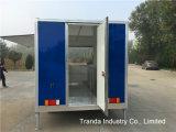 Caravana do alimento, caminhão de cozinha móvel, restauração, loja móvel, oficina móvel, escritório, reboque da qualidade