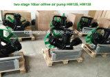 Compressor in twee stadia van de Lucht van 10 Staaf Olievrije 2X125mm+1X110mm