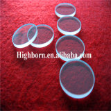 Hoher Reinheitsgrad-Raum-rundes Silikon-Quarz-Glas-Blatt