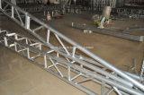 de Apparatuur van het Stadium van de Ladder van de Bundel van de Bout van het Aluminium van 50X300mm