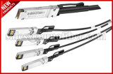 Cuivre passif hybride 40G QSFP+ au câble de 4xSFP+ CNA