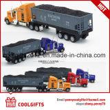 新しい方法自由な車輪の容器によってダイカストで形造られるトラックのおもちゃの金属モデル