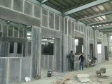 Painel de parede da divisória produzindo a máquina