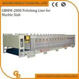Machine de meulage de polissage en pierre de brame de marbre automatique