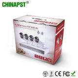 960p 1.3MP CCTVの機密保護の無線WiFi IPのカメラキット(PST-WIPK04BL)