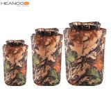 Sac sec de Camo de roulis de la Chine de sac imperméable à l'eau en gros à dessus pour des militaires de chasse