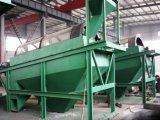 Placer fábrica de transformação de ouro aluvial Trommel Tela Trommel da peneira do Tambor