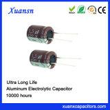 De Elektrolytische Condensator 10000hours van de hoogspanning 450V 1.5UF