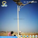Dispositivos de iluminación al aire libre calientes de las ventas LED, luces solares de 50W LED, con los certificados,