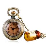 Бачок цепочка подвесной подарок Vintage Quartz карман смотреть