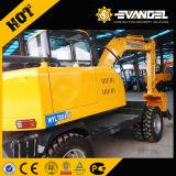 7 het Graafwerktuig van het Wiel van de ton Wyl70 met Motor Xinchai