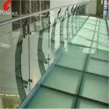 8mmの緩和されたガラスは/安全ドアガラスを強くする
