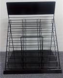 Salvar el hierro que commercializa el estante de visualización de la baldosa cerámica