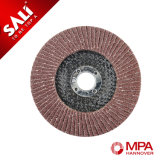 Rotella popolare della falda dell'ossido di alluminio per il metallo di Polising