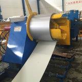 Tubo redondo de la hoja del hierro que hace el rodillo que forma la máquina