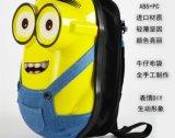 Мультфильм детей тележка багажа школы чемоданов установить крышки багажника