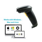 USB лазерный сканер штрих-кода портативного устройства, 200 сканирований в секунду с высокой скоростью считыватель штрих-кодов с маркировкой CE и FCC/RoHS, производителя. Mj2809