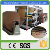 2-4 de Zak die van het Document van Kraftpapier van het Cement van de laag Machine maken